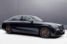 Chiêm ngưỡng nội ngoại thất của Mercedes-AMG S65 Final Edition