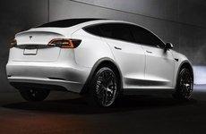 SUV cỡ nhỏ Tesla Model Y sẽ được trình làng vào ngày 14/3 tới