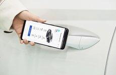 Khám phá công nghệ mở khóa và khởi động xe bằng điện thoại di động của Hyundai
