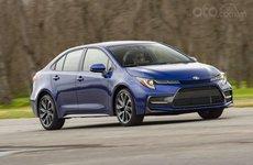 Đánh giá xe Toyota Corolla 2020 sedan bản Mỹ