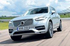 Volvo đặt giới hạn tốc độ 180 km/h cho xe mới