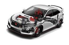 Honda Civic Type R thế hệ tiếp theo có thể là xe Hybrid