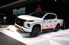 [Geneva 2019] Mitsubishi Triton 2019 nâng cấp ra mắt thị trường Châu Âu