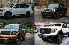 Hàng loạt mẫu xe bán tải, SUV của Nissan có thêm bản độ Rocky Ridge