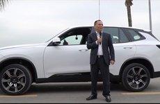 Khẳng định chất lượng, tỷ phú Phạm Nhật Vượng đích thân lái thử xe VinFast đầu tiên xuất xưởng