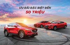 Thaco chơi lớn, khuyến mãi đến 50 triệu đồng cho xe Mazda trong tháng 3/2019