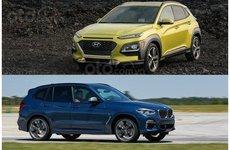 10 mẫu xe SUV cỡ nhỏ an toàn nhất