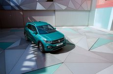 Volkswagen T-Cross 2019 ra mắt với giá khởi điểm 16.995 bảng Anh