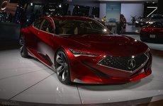Sedan Acura đầu bảng mới rục rịch ra mắt, thế chỗ Acura RLX