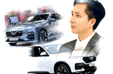 """Đặt mua xe VinFast theo """"lố"""", CEO trẻ gây sốc mạng xã hội Việt"""