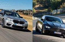 Doanh số xe sang tháng 2/2019 tại Mỹ: BMW, Mercedes cạnh tranh ngôi vương