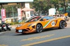 Cận cảnh Lamborghini Gallardo LP 560-4 Macau GP sản xuất riêng cho đại gia Đài Loan