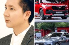 CEO trẻ tiết lộ lý do đặt xe VinFast theo lố