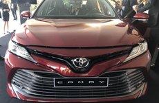 Toyota Camry 2019 ra mắt tại sự kiện riêng của hãng