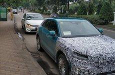 Audi Q2L E-Tron sẽ trình làng tại triển lãm ô tô Thượng Hải 2019
