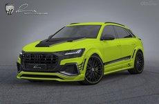 Audi Q8 2019 sở hữu các trang bị cập nhật từ nhà độ Lumma