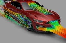 Ford Mustang Shelby GT500 2020 bị giới hạn tốc độ ở mức 290 km/h