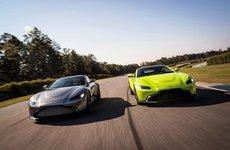 Aston Martin chính thức phân phối sản phẩm tại Việt Nam