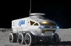 Toyota vượt giới hạn mặt đất, du hành đến Mặt trăng