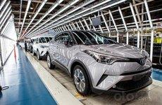 Toyota tăng cường đầu tư, mở rộng sản xuất tại Mỹ