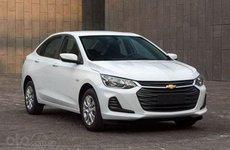 Chevrolet Onix - sedan cỡ nhỏ độc quyền Trung Quốc