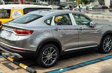 Mê mẩn với SUV coupe Geely FY11 đến từ Trung Quốc