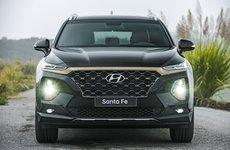 Rò rỉ thời điểm ra mắt 2 phiên bản cao cấp Hyundai Santa Fe 2019