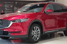 Mazda CX-8 2019 cập nhật Apple CarPlay/Android Auto, tăng giá xe