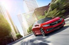 Soi trang bị 3 bản Honda Civic 2019 sắp bán ở Việt Nam