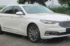 Ford Taurus - anh em thất lạc của Ford Fusion tại Trung Quốc có bản nâng cấp mới