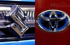 Toyota hợp tác với Suzuki để phát triển dòng xe MPV hạng C mới