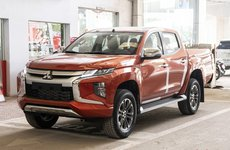 """Không chỉ Ranger, Mitsubishi Triton cũng """"chạy"""" không kịp thuế"""