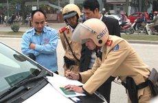 Hướng dẫn tài xế khiếu nại khi bị CSGT phạt