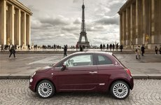 Fiat 500 thế hệ mới sẽ là xe điện