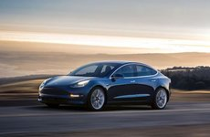 Tesla rớt khỏi top xe tin cậy tại Mỹ