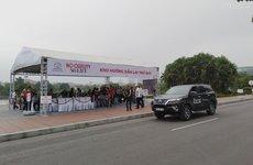 Đến Thành phố Toyota: Đã chạm là tin