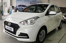Giá lăn bánh Hyundai Grand i10 2019 khởi điểm từ 350 triệu đồng