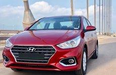 Giá lăn bánh Hyundai Accent 2019 tại Hà Nội và TP.HCM