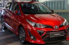 Phụ kiện chính hãng của Toyota Vios 2019 có những gì?