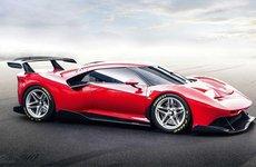 Chiêm ngưỡng 'siêu ngựa' Ferrari P80/C mới trình làng