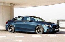 Mercedes-AMG A35 Sedan 2020 đến đất Mỹ với động cơ 302 mã lực