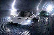 Aston Martin xác nhận có 3 biến thể xe động cơ đặt giữa mới