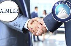 Geely sắp mua phần lớn cổ phần ô tô Daimler