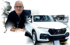 Kỹ sư trưởng VinFast tiết lộ lý do không thử nghiệm dòng xe LUX tại Việt Nam