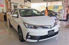 Phân khúc hạng C tại Việt Nam, tất cả trẻ trung trừ Toyota Corolla Altis