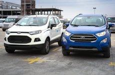 Giá gói phụ kiện 'full option' của Ford Ecosport