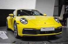 [BIMS 2019] Porsche 911 2020 ra mắt thị trường Châu Á với giá bán 8,87 tỷ đồng