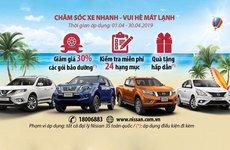 Sang tháng 4/2019, Nissan Việt Nam sẽ triển khai chương trình khuyến mãi nào?
