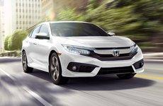 Tư vấn vay mua xe Honda Civic trả góp năm 2019