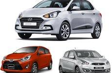 Xe ô tô giá dưới 300 triệu đáng mua nhất năm 2019